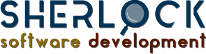 Sherlock Software Development Logo